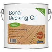 Olej Bona Decking Oil mahagon 2,5 L - Sortiment |  Solídne parkety