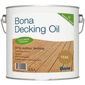 Olej Bona Decking Oil teak 2,5 L - Sortiment |  Solídne parkety