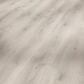 Laminate Flooring Classic 1070 Performance, Oak Askada white limed natural texture widepl mircobev, 1730371, 1285x194x9 mm - Sortiment |  Solídne parkety