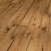 Engineered Wood Flooring Trendtime 8 Classic, Oak Tree Plank naturaloil plus wideplank widepl V-groove, 1739957, 1882x190x15 mm - Sortiment |  Solídne parkety