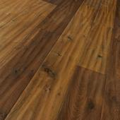 Engineered Wood Flooring Trendtime 8 Classic, oak smoked geb. naturaloil plus handscraped widepl V-groove, 1739955, 1882x190x15 mm - Sortiment |  Solídne parkety